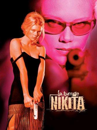 Peta Wilson as La Femme Nikita
